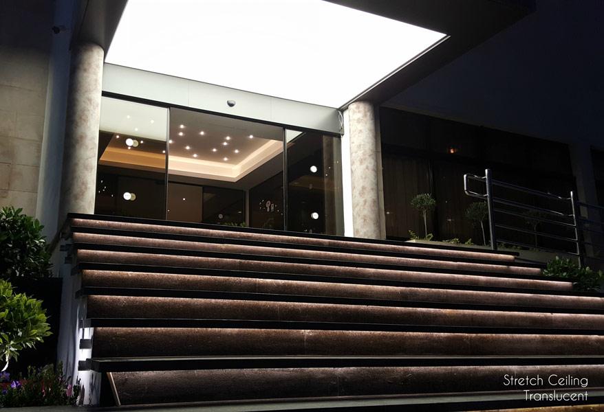 Strech Ceiling Translucent