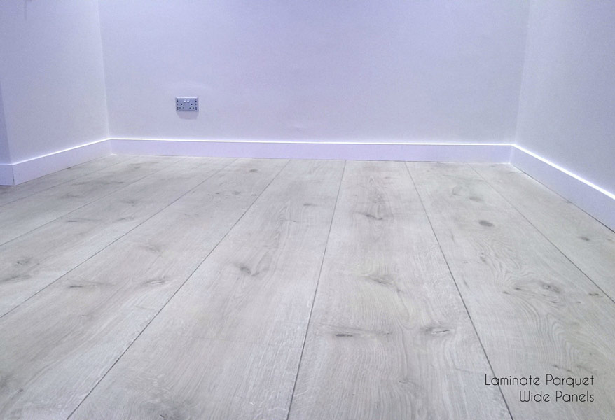 Laminate Parquet Wide Panels