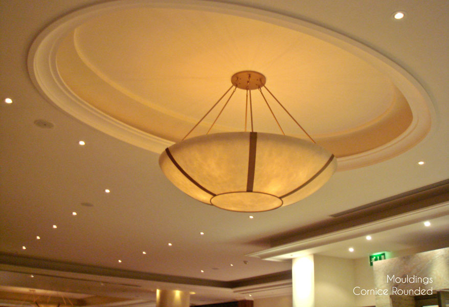 Mouldings Cornice Rounded