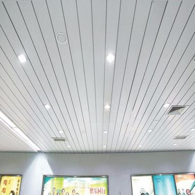 Metal Aluminium Ceilings 12