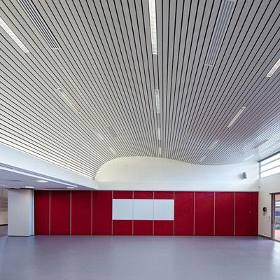 Metal-Aluminium Ceilings